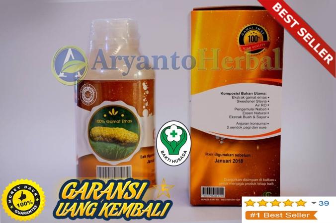 Singkirkan Batu Ginjal Dengan Minuman QnC Jelly Gamat